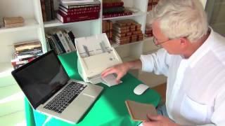Comment transformer un livre papier en ebook