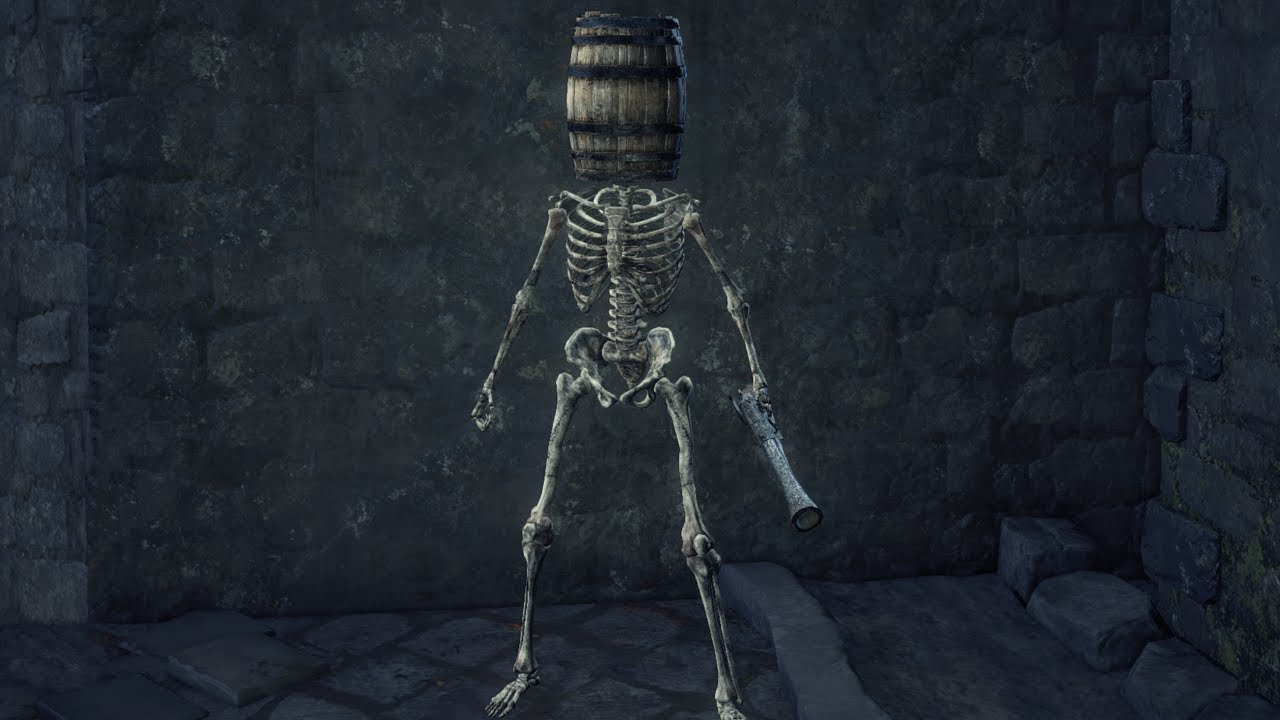 Dark Souls 3 Cinders is a serious mod for serious gamers.