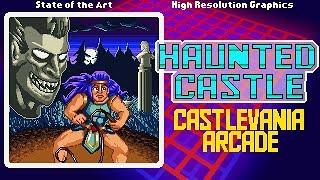 Haunted Castle (Castlevania Arcade) James & Mike Mondays