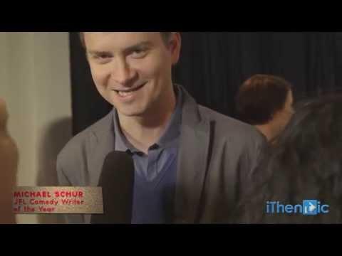 Brooklyn NineNine cocreator Michael Schur Hates Cameras