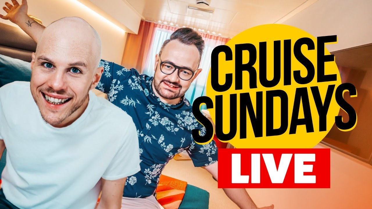 CRUISE SUNDAYS LIVE: Cruise Update & Trivia