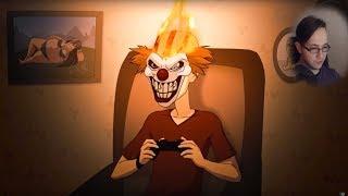 Скачать Димон из School 13 смотрит свой первый выпуск игрооргий Игрооргии Эпизод 1 Скрежет Металла