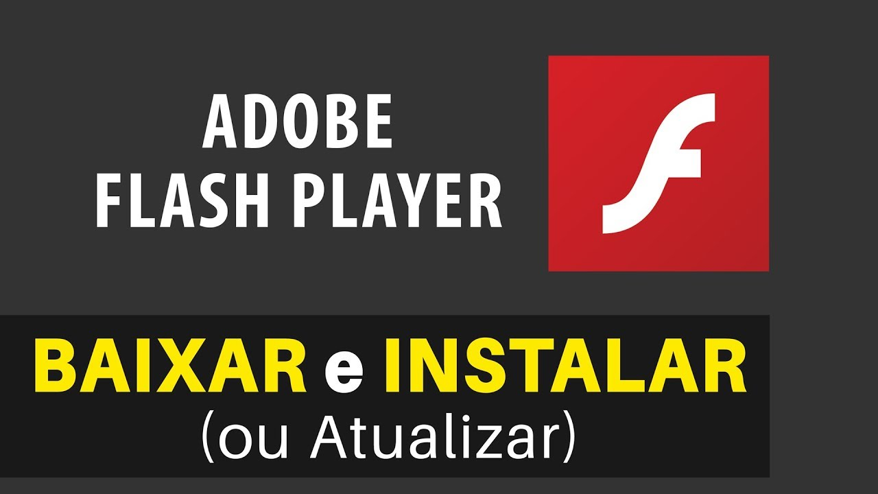 Como baixar e instalar o adobe flash player ou atualizar youtube meensina flashplayer flash stopboris Image collections