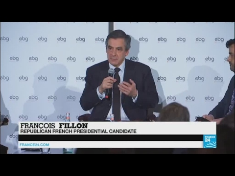 """France Presidential Race: """"It's looking pretty bad for conservative candidate François Fillon"""""""