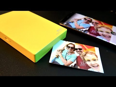 Polaroid Mint | Portable Photo Printer For Phones!