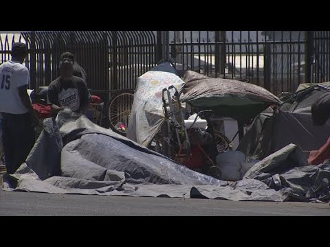 VIDEO: Government services dwindling for growing homeless population in Phoenix