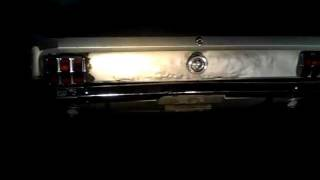 1965 Fastback Mustang Flowmaster Exhaust