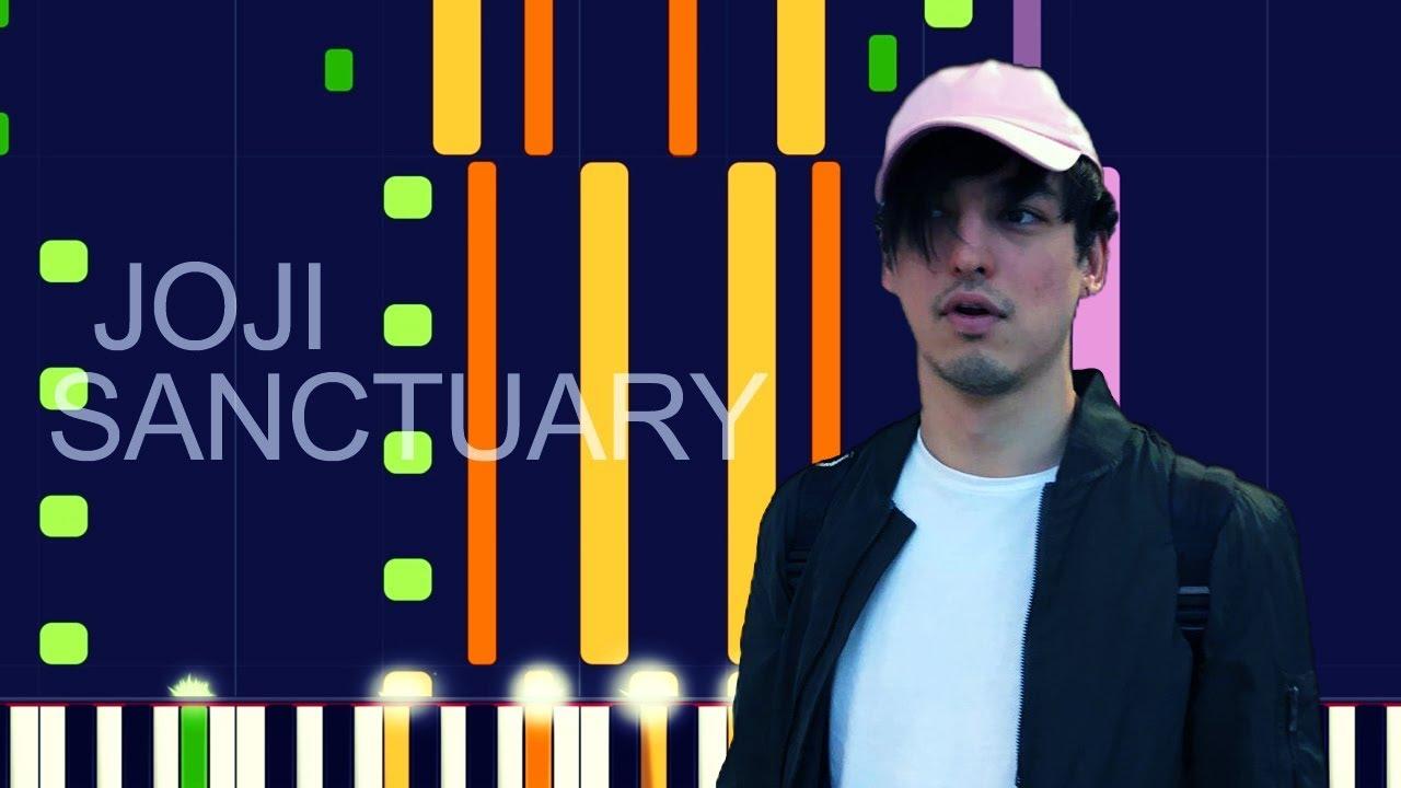 Joji - SANCTUARY (PRO MIDI REMAKE) -