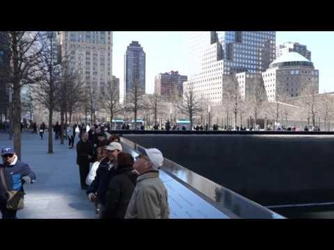 National September 11 Memorial (April 13, 2016)