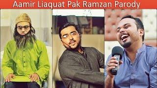 Aamir Bhai Pak Ramzan Parody | The Idiotz