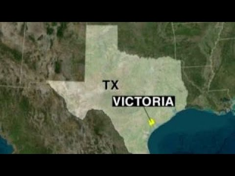 Mayor of Victoria Texas describes damage, power outages