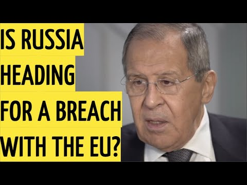 Lavrov: It Is Stunning To See EU Leaders Act Like Schoolchildren Rather Than Politicians!