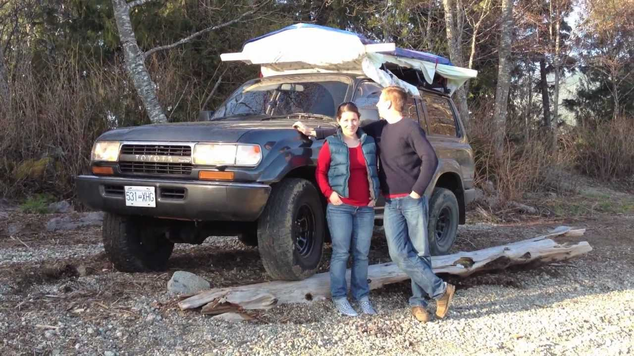 & Roof top tent give away from CVT Cascadia Vehicle Tents - YouTube