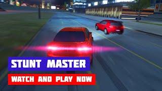 City Car Driving Simulator: Stunt Master · Game · Gameplay