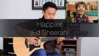 Baixar (Ed Sheeran) Happier - Rodrigo Yukio (Fingerstyle Guitar Cover)(FREE TABS VIDEO)