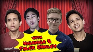 Subscribe to skinnyindonesian24 - Nigahiga & Tyler Oakley (Channel Trailer)