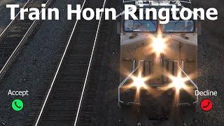 Train Horn Ringtone - New Ringtone 2021 - Telephone Ringtone screenshot 1