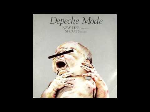 DEPECHE MODE  NEW LIFE  SHOUT 1981 FULL VINYL