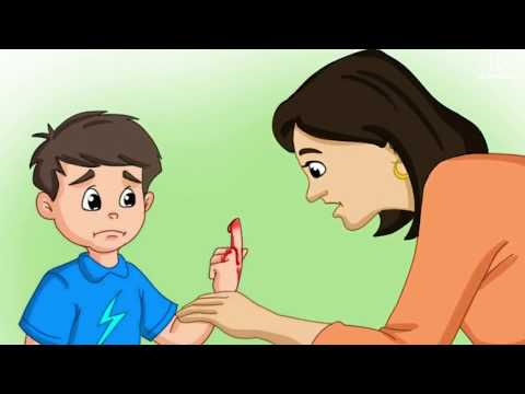 Safety And First Aid | Science Video For Kids | Periwinkle