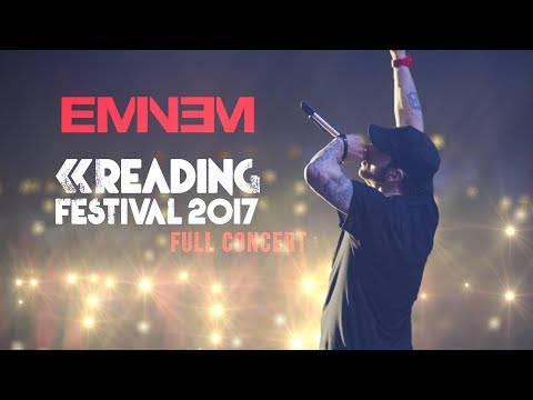 Eminem Live at Reading Festival 2017 (Full Multicam Concert by Eminem.Pro x 4street4life)