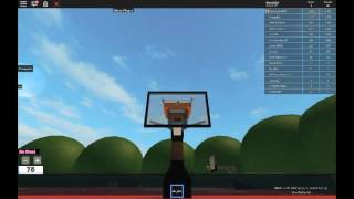 Roblox BasketBall Madness!