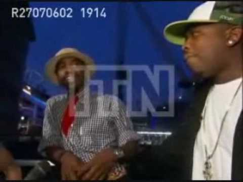 ITN Outkast Interview