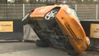 ADAC - Small convertibles in the rollover test