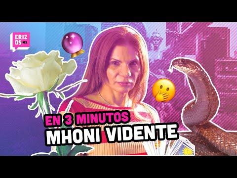 Mhoni Vidente ¿de dónde salió la pitonisa de los HORÓSCOPOS más importante de México? | En 3 minutos