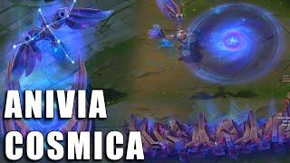Anivia Cosmica - League of Legends (Prévia)