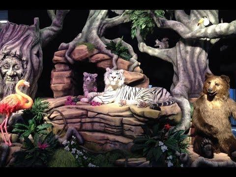 Sally Corporation | Pre-Install Video : White Tiger Mountain