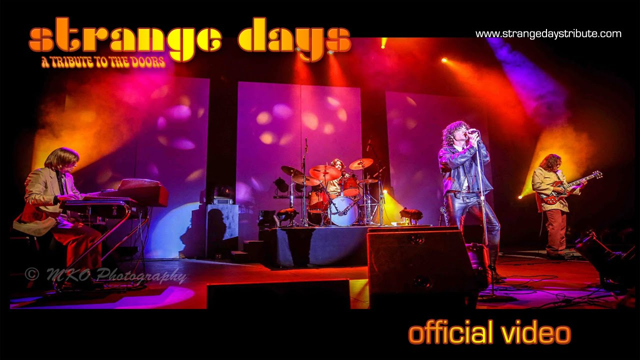 Strange Days A Tribute to The Doors Promo Video  sc 1 st  YouTube & Strange Days: A Tribute to The Doors Promo Video - YouTube