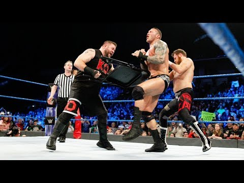 Ups & Downs From Last Night's WWE SmackDown (Jan 9)