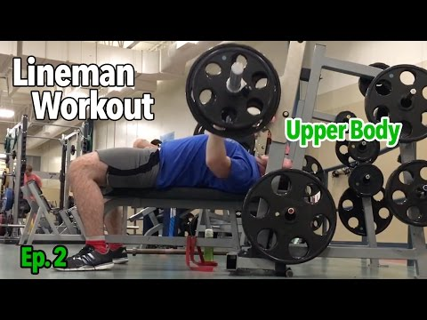 Workouts | Lineman Football