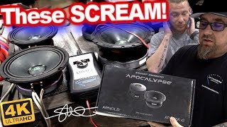 These SCREAM! Deaf Bonce Apocalypse 6.5