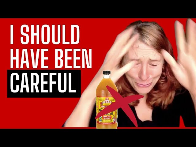 Is Apple Cider Vinegar Good For You?