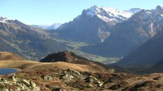 The Swiss Alps Part 2: Voyage to the