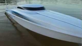 LARCCAWLER25:  Boating: ProBoat Impulse 26 Brushless Movie