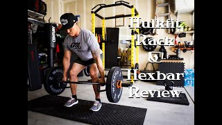 hulkfit power rack hexbar review highly recommended