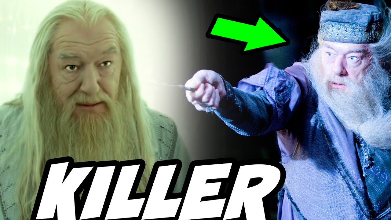Did Dumbledore Ever KILL Anyone? Death Eaters? - Harry Potter Theory
