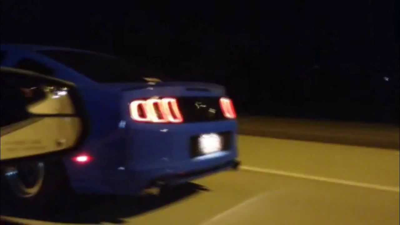 Arte Replay Mustang Tx2k14 800whp Gt500 Vs The World Youtube