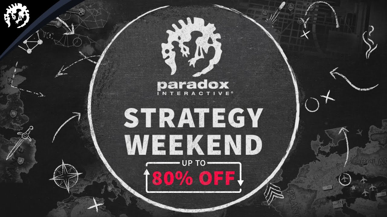 Paradox Interactive Strategy Weekend on Steam
