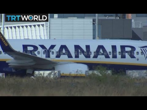 Ryanair Strike: Hundreds of flights grounded as pilots strike