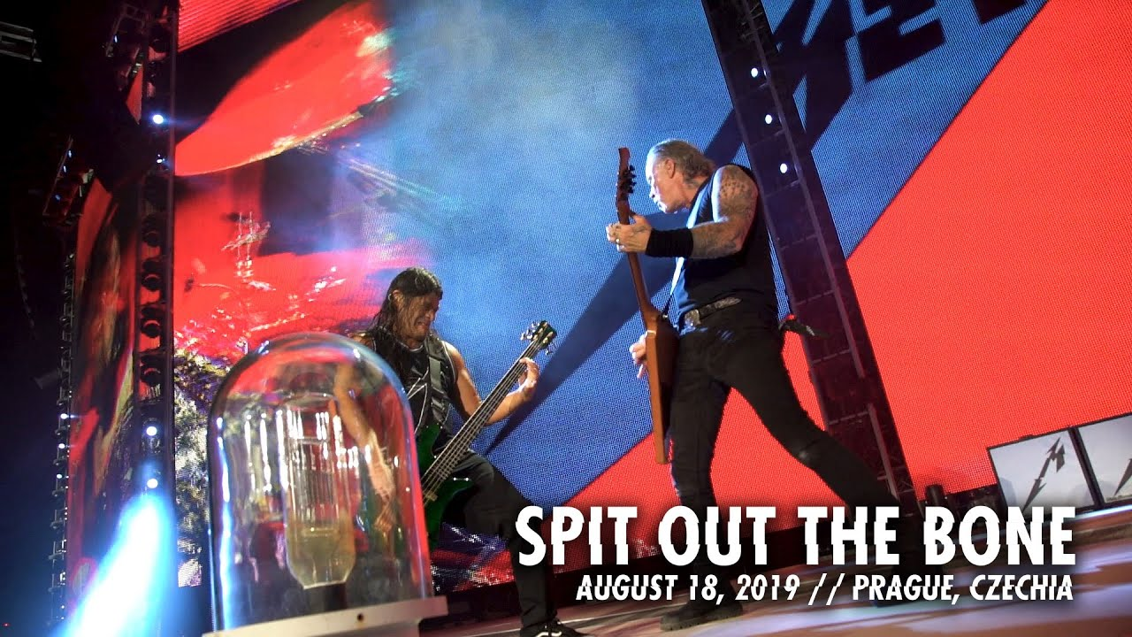 Metallica: Spit Out the Bone (Prague, Czechia — August 18, 2019)