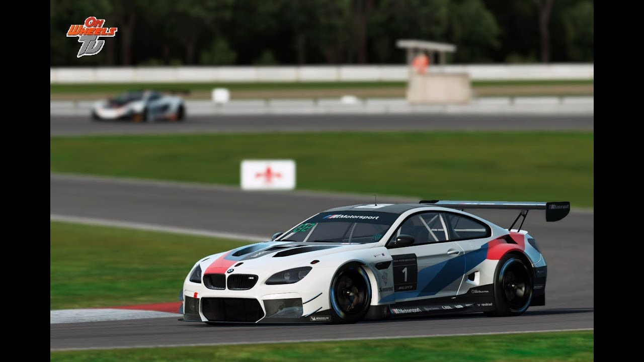 Review - GT3 Challengers Pack (rFactor 2)