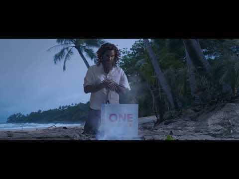 Sunrise One TV commercial -  Roger Federer on the island
