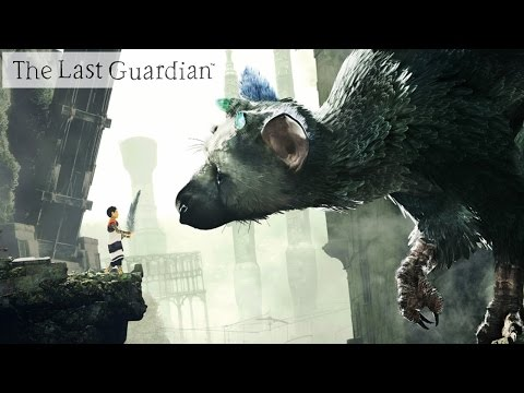 The Last Guardian - Lets Try It Out!