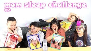 "[ASMR] ""MOM SLEEP CHALLENGE!"" EP. 2"