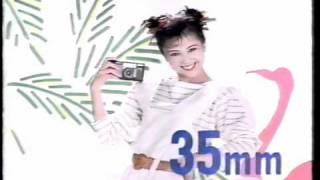 ニコン ピカイチデュオ デュアルフォーカス 沢口靖子.