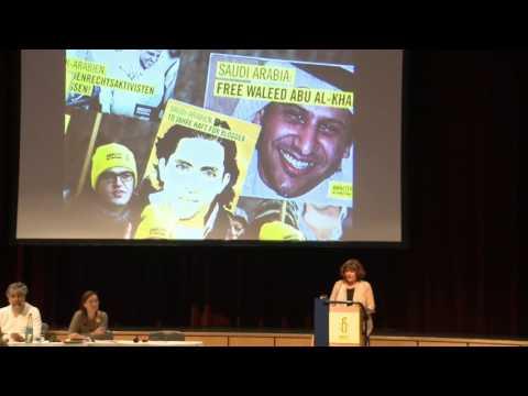 Amnesty-Jahresversammlung 2016 in Neuss