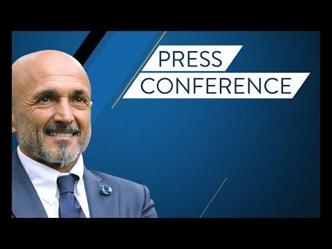 Luciano Spalletti's end of season press conference (English Subtitles)